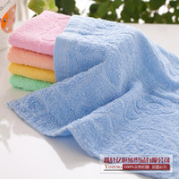 Wholesale Cheap Handkerchief Cotton - Free Shipping Cheap Towel Factory Outlets Color Cotton Handkerchief Grid Cotton Towel Infant Household Necessities Cazui HY1251