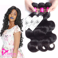 Wholesale Human Hair Wholesalers India - 4 Bundles Indian Hair Body Wave India Hairs 8a Grade Straight Virgin Indian Hair Bundles Straight Human Hair Weave Color 1b 8 inch-26inches