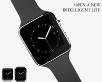 Wholesale Kid Cellphones - Bluetooth Smart Watch X6 E6 Smartwatch sport watch For Apple iPhone ios Android Phone With Camera Support SIM Card smartwatch cellphone