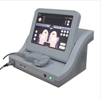 Wholesale By DHL Newest hifu high intensity focused ultrasound face lifthigh hifu machine hifu face lift high intensity focused ultrasound ultherapy