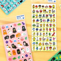 Wholesale Free Scrapbooking Supplies - Japan Creative Invincible Cat series sticker DIY Christmas diary sticker Scrapbooking Office School Supplies , free shipping