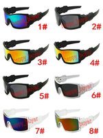 Wholesale Super Sun Glasses - Super Cool Outdoor Sports Cycling Wind Goggle Sunglasses For Men Oil Rig Resin Lenses Designer Sun Glasses Exceptional Quality Low Price