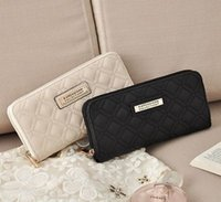 Alta Moda Bolsos Bolsos Baratos-Moda KK Kardashian Wallet Long Design mujeres PU cuero Kollection High Grade Clutch Bag cremallera bolso monedero YYA287