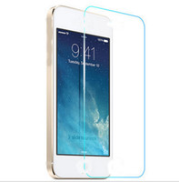 Wholesale Tempered Glass Factory - Spot 6s 6plus glass protection film wholesale mobile phone film HD 5SE steel factory direct film