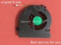 Wholesale New Benq Laptop - FREE SHIPPING Brand New and original CPU cooling fan for BENQ A53 A53E laptop CPU cooling fan cooler AB7605HX-EB3 CWPE1