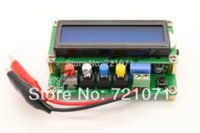 Wholesale Instrument Music - LC100-A Digital LCD High Precision Inductance Capacitance L C Meter capacitor Test Instruments FZ0610 instrument music