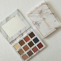 Wholesale Venus Gifts - New hot Makeup palette! VENUS MARBLE 12 Color Eyeshadow Palette Eyes Cosmetics DHL shipping+Gift