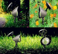 Solar Lawn Light Outdoor Waterproof Inserted Lawn Plug In Lamp