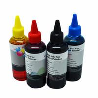 Wholesale Cartridges Ciss - 400ML Universal Refill Ink kit for Epson Canon HP Brother Lexmark DELL Kodak Inkjet Printer CISS Cartridge Printer Ink