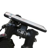 s4 bisikleti toptan satış-Smartphone Tutucu Bisiklet Bisiklet Gidon Cep Telefonu Montaj Tutucu Samsung Galaxy Not 7 S7 S6 S5 S4