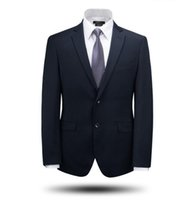 Wholesale Tailored Suits For Men Purple - Classic custom made men suit Retro gentleman style tailor made wedding suits for men(Jacket+Pant)two-piece