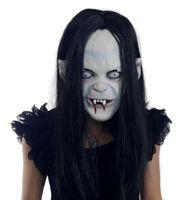 маска ведьм оптовых-новинка реквизит резиновые колпаки хэллоуин ведьма призрак вендетта садако пуловер ужасные маски страшные зомби вечеринка маски невесты