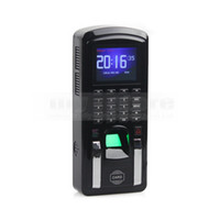 Wholesale Ids Ip - Biometric Fingerprint Access Controller And Attendance TCP IP With RFID ID Card Reader Password + USB MF151