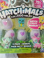 Wholesale Sale Eggs - Multi-color 4 pieces installed Hot Sale Most Popular Hatchimals EGG Hatching Eggs The Best Christmas Gift Birthday Gift For Children
