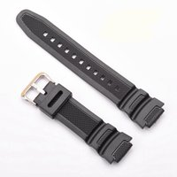 Rubber cas tools - PU Rubber Strap Replace Cas AE w AQ S810W SGW H SGW H Watchabnd Watch Band Strap Tool