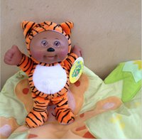 Wholesale Doll Patch - Cabbage Patch Kids dolls wild animals scented doll clothes paragraph Free shipping