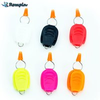 Wholesale Baitcasting Fishing Reel Wholesale - Rompin 6pcs lot Baitcasting Reel Fish Line Holder Stop Buckle Feeder Fishing Accessories Fishing liner stopper mix color