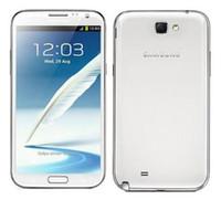 Wholesale Unlock Windows Mobile - Original Samsung Galaxy Note 2 N7105 Quad Core 2GB RAM 16GB ROM 4G 3G 2G Refurbished Unlocked Mobile Phone