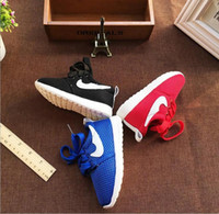 Wholesale child shoe size 21 - Newest Comfortable Light Children Shoes,Sport Kids Shoes Boys Girls,Wearable Girl Trainers Kids Sneakers Child Size 21-30