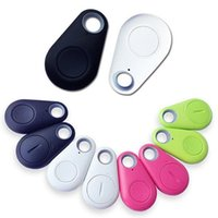 Wholesale Motorcycle Alarm Key - New Smart Bluetooth GPS Tracker with Battery for Kids Pet Bag Wallet Key Dog Car Motorcycle Mini Smart Tag Alarm Tracker