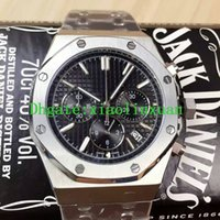 Wholesale Imported Products - 2016 New Products Recommended Luxury Brand AAA Quality 26320ST Luxury Royal Men's Watch Imported Multifunctional Quartz Stainless Steel 42mm