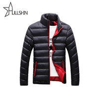 Wholesale Waterproof Mens Parka - Fall-New Brand 2015 Winter Fiery Mens Parkas Warm And Comfortable Jacket Men Fashion Waterproof Parkas Mens Warm Winter tt03