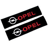ingrosso copertura astra-2 pz Sicurezza Car Seat Belt Spallina Copertura Car Seat Cuscino Cintura Car Styling per OPEL astra h astra g insignia OPEL mokka