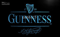 Wholesale Guinness Led Signs - LE057-TM Guinness Alec Arth Beer Bar Club Light Signs. Advertising. led panel