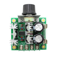 Wholesale Pulse Parts - Free shipping DC12V-40V(24V 36V) 10A 400W PWM DC Motor Speed Controller Control Switch With 13khz Pulse order<$18no track