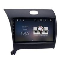 "Wholesale Navi Gps Kia - 9"" Quad Core Android 7.1.1 Car Multimedia Radio For Kia K3 Cerato Forte 2012+ GPS Navi Car DVD WIFI 4G OBD DVR SWC BT 2G RAM 16G ROM RDS"
