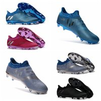 Wholesale Mens Boots For Sale Cheap - New Messi 16+ Pureagility FG AG Soccer Cleats Mens Football Soccer Shoes For Cheap Football Cleats Soccer Boots 2016 Football Boots Sale