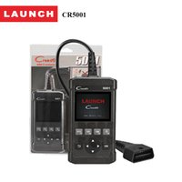 Wholesale Launch Diagnosis Scanner - Launch CReader 5001 Diagnostic Tool Full Functions OBD2 Scanner with O2 Sensor Test and On-board Monitor Component diagnosis