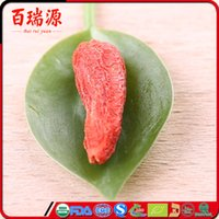Wholesale Chinese Dried Fruit - Chinese Ningxia factory supply price high quality fresh dried goji berry 280grains china supplier health food wolfberry hot sale