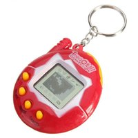 Wholesale Battery Operated Toy Animals - Hot Sell Electronic Pet Machine Kids Toys Beyblade Christmas Gifts Retro Virtual Pet 49 In 1 Cyber Pets Animals Toys Funny Tamagotchi Kids
