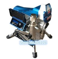 Wholesale Paint Sprayers Electric - Electric Airless Paint Sprayer Paint Tools Chrome Paint  Paint Machine