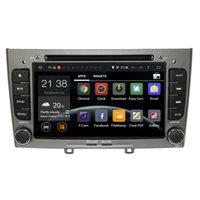 Wholesale Host Dvd - Car DVD Player Android 5.1 For peugeot 308 308SW With 3G Host Radio GPS Navigation RDS Buetooth 1080P Ipod Free Maps