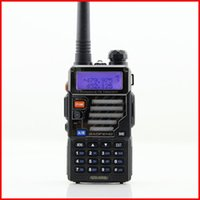 Оптово-Рации Two Way Радио CB Baofeng Uv-5RE Plus Для Dual Band УКВ Mobile Radio Communicator Professional Ув 5RE Plus 5w