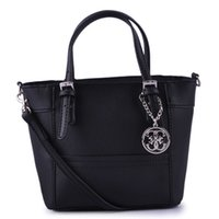 Wholesale petite style - new arrival fashion women shoulder bag Delaney Cross pattern Petite Tote brand Handbag With Crossbody Strap Colors small SKUGU027
