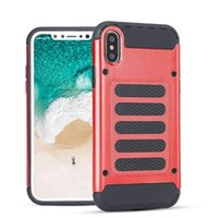 Wholesale Iphone Piano - Luxury Fashion Piano Dual Layers Case Hybrid PC TPU Shockproof Cover For iphone X 8 7 6s plus Samsung Note8 S8 plus Moto G4 G5 plus OPPBag