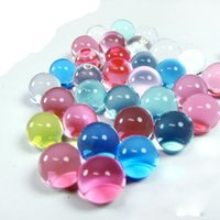 Wholesale Polymer Shapes - Pearl Shaped Polymer Crystal Soil Water Beads Mud Grow Magic Jelly Gel Balls Home Decor Aqua Soil OTH059