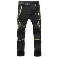 Wholesale Uv Pant Quick Dry Camping - Wholesale-Man Travel Summer Elastic cycling Biking Trousers mountaineer Hiking pant Men outdoor anti-UV sport quick-dry camping Fishing P4