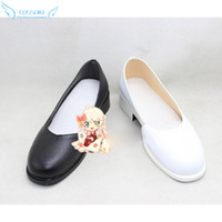 Wholesale Elizabeth Cosplay - Wholesale-Nanatsu No Taizai Elizabeth Liones Cosplay Shoes Boots Professional Handmade ! Perfect Custom for You !