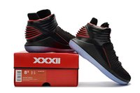 Wholesale Corsa Black - High Quality Retro XXX2 Bred MJ Day Rosso Corsa XXXII basketball shoes for mens Retro 32 Sneakers Sport Shoes trainers us7-13