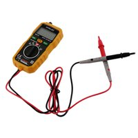 Wholesale Auto Range Meter - New New LCD Digital Multimeter Volt AC DC Tester Meter Auto Range Data Hold new arrival