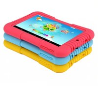 """Wholesale Children Tablets China - iRULU Y3 7"""" Android 5.1 BabyPad Tablet PC A33 Quad Core 1GB 16GB Bluetooth Kid's Children Learning Tablet PC"""