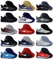 Wholesale Top Shoes For Cheap Online - Kobe XII 12 Men's Casual Shoes Kobe AD A.D for Top quality Cheap Online Sale KB 12s 12 .A.D Sports Training Sneakers EUR 40-46