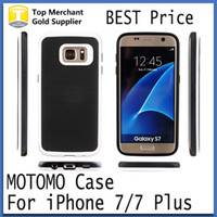 Wholesale E5 Case - Motomo Case For Iphone 7 Plus Hybrid Armor Cases Heavy Duty Protection Cover for Galaxy S7 S6 edge J5 J7 2016 E5 E7 Note 7 LG S770 HUAWEI P9