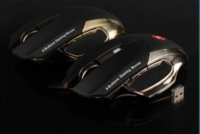 Wholesale Mouse Usb Free Shipping - 2.4G 2400dpi 6Keys USB Gaming Mouse Optical Wireless Mouse Gamer For Laptop and Computer dota 2 Games New Brand Free Shipping