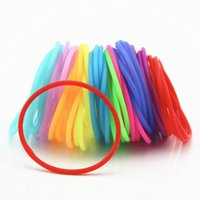 Wholesale Band Bracelet Rubber Wrist - Fashion Cheap fluorescence Silicone bracelet Glow in the dark rubber wrist band for women men Wholesale