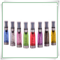 Wholesale Ce6 Clearomizer Free Shipping - CE4 1.6ml atomizer cartomizer Electronic Cigarette 510 ego-CE4 ego t,e cigarette for E cig all ego series CE5 CE6 Clearomizer Free Shipping
